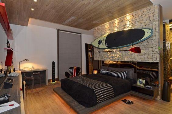 Decoracion de habitaciones para hombre 2 decoracion de for Decoracion casa jovenes