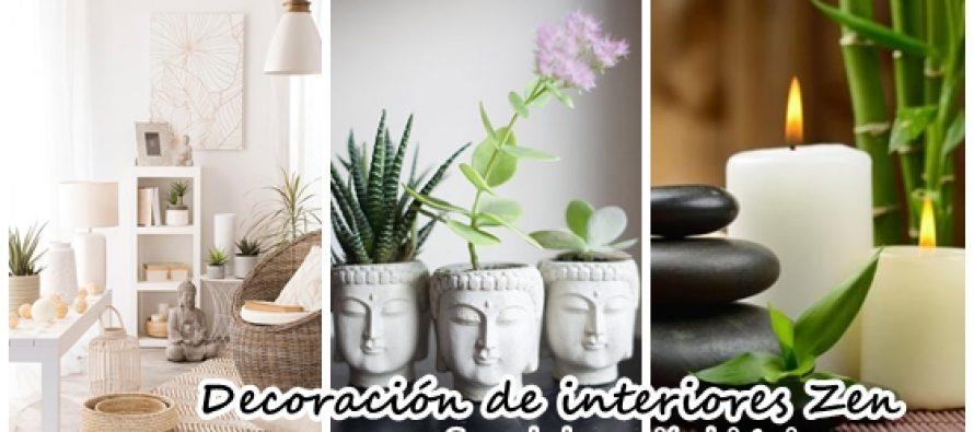 Decoración de interiores Zen