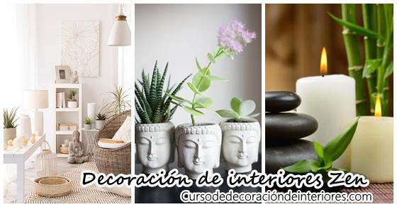 Decoraci n de interiores zen curso de decoracion de for Clases de decoracion de interiores