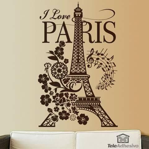 Decoraci n de interiores para los amantes de paris 1 for Decoracion de interiores paris