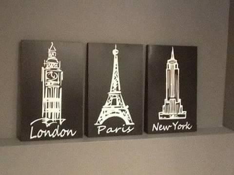 Decoraci n de interiores para los amantes de paris 22 for Decoracion de interiores paris
