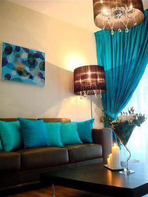 Decoracion para tu hogar en tonos turquesa 8 decoracion - Decoracion en tonos turquesa ...