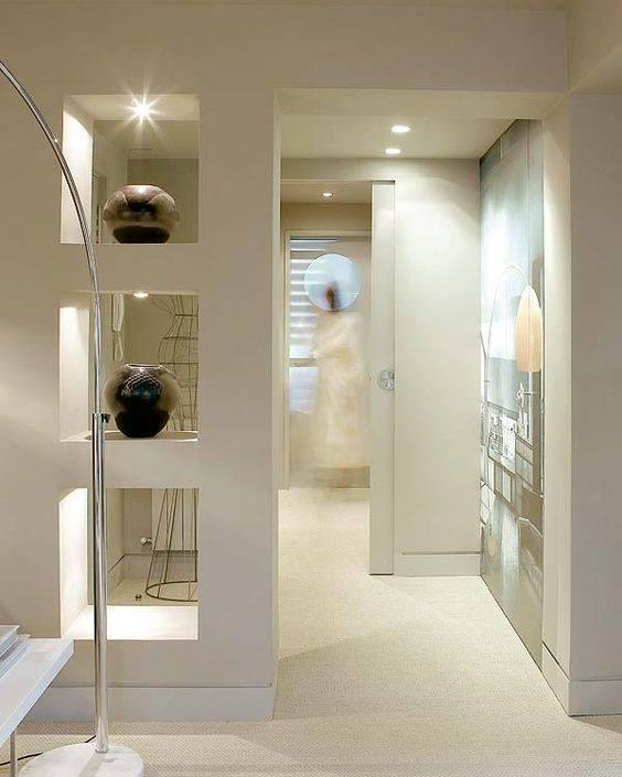Decoraciones para tu casa que puedes hacer con tablaroca for Idea de separacion cocina sala de estar