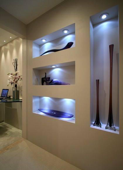 Decoraciones para tu casa que puedes hacer con tablaroca 7 decoracion de interiores - App diseno casas ...