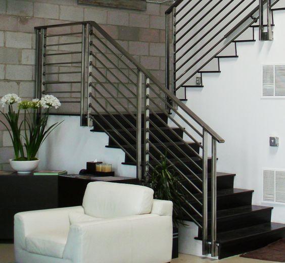 Disenos De Escaleras Interiores De Herreria 3 Curso De Decoracion