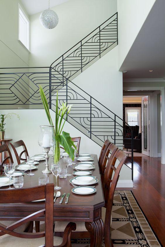 Disenos de escaleras interiores de herreria 4 decoracion de interiores interiorismo - Diseno de escaleras de interior ...