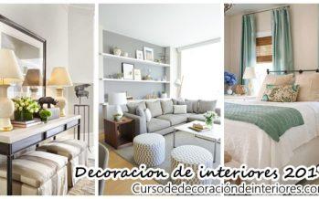 Ideas de decoración 2017 para tu casa en general