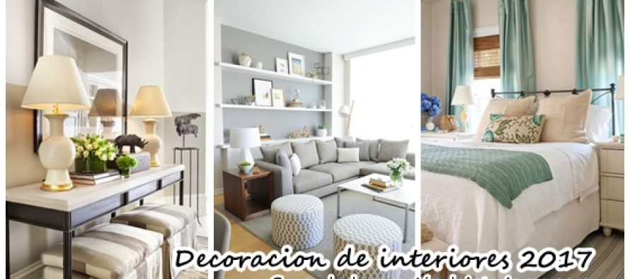 Ideas de decoración 2017 para tu casa en general