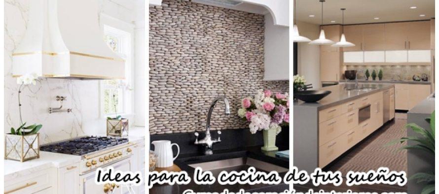 Ideas de decoraci n para la cocina de tus sue os - Decoracion para la cocina ...