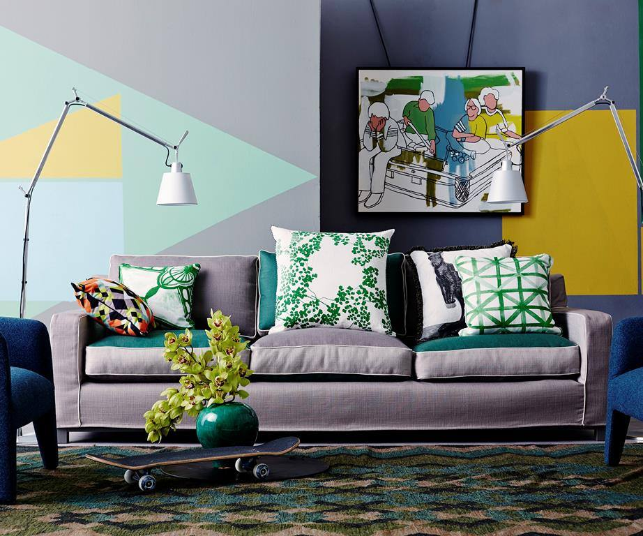 Ideas para pintar las paredes de tu casa con mucho estilo 11 decoracion de interiores - Pintar las paredes de casa ...