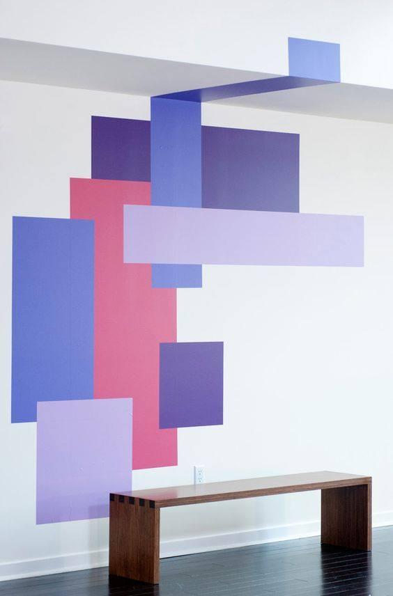 Ideas Para Pintar Paredes Top No Encontramos El Estilo Que Nos - Ideas-pintar-paredes