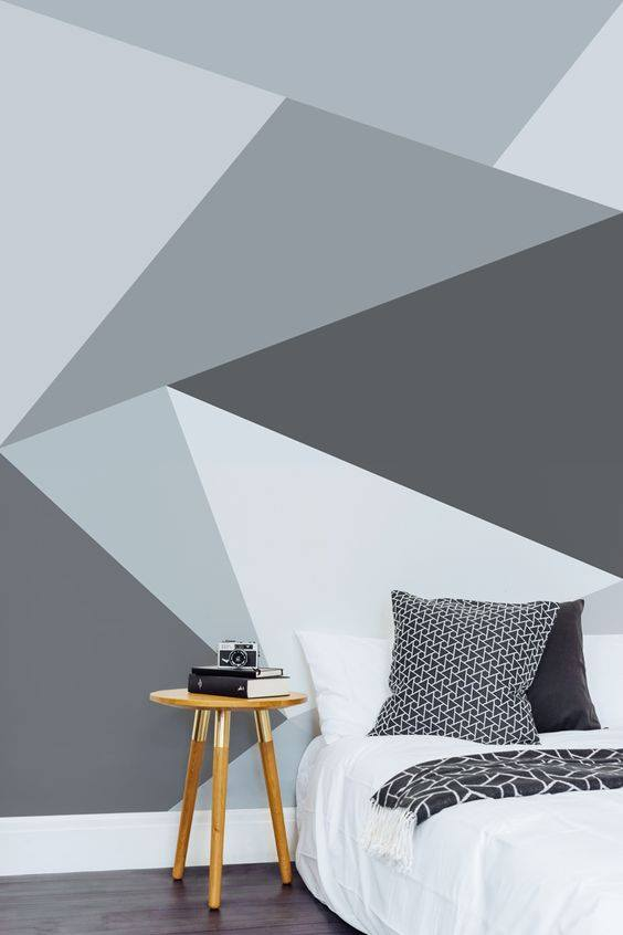 Ideas para pintar las paredes de tu casa con mucho estilo 21 curso de decoracion de - Pintar facil paredes ...