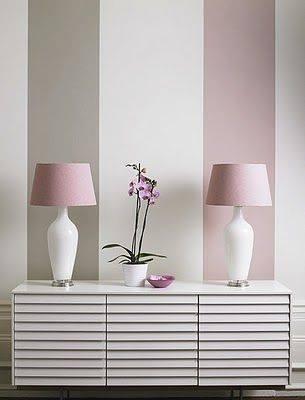 Ideas para pintar las paredes de tu casa con mucho estilo 7 curso de decoracion de - Pintar facil paredes ...