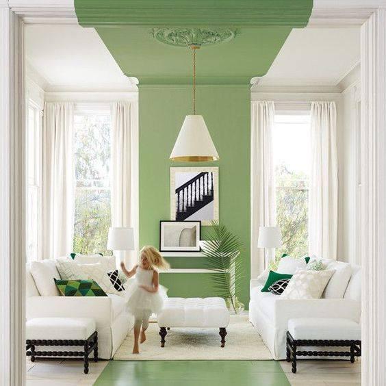 Ideas Para Pintar Las Paredes De Tu Casa Con Mucho Estilo 9