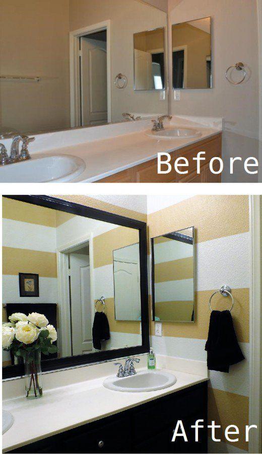 Ideas para remodelaci n de ba os antes y despu s 4 for Ideas para remodelacion de casas