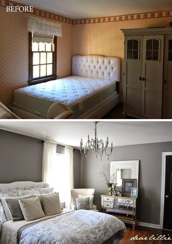 Opciones para decorar tu habitaci n antes y despues 27 for Opciones para decorar un cuarto