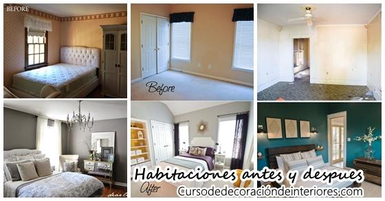 Opciones para decorar tu habitaci n antes y despues for Opciones para decorar un cuarto
