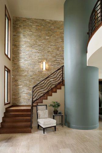 Revestimiento de piedra para interiores 2 Decoracion de