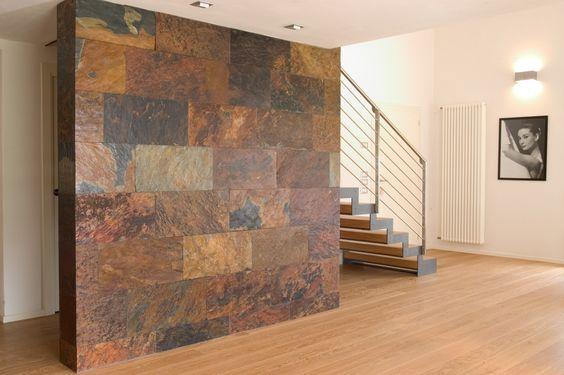 Revestimiento de piedra para interiores 7 decoracion - Piedras pared interior ...