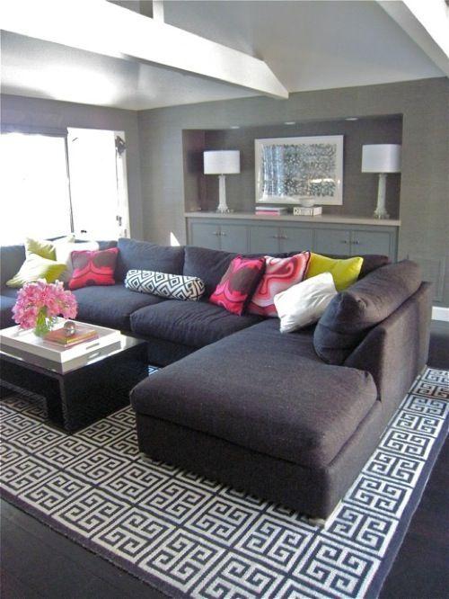 Salas esquineras 23 decoracion de interiores for Salas esquineras