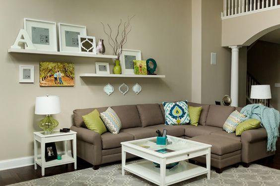 Salas esquineras 3 decoracion de interiores - Esquineras de pared ...