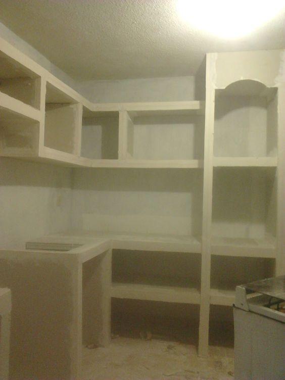 Decoracion De Interiores Con Tablaroca Salas Repisas Y M S