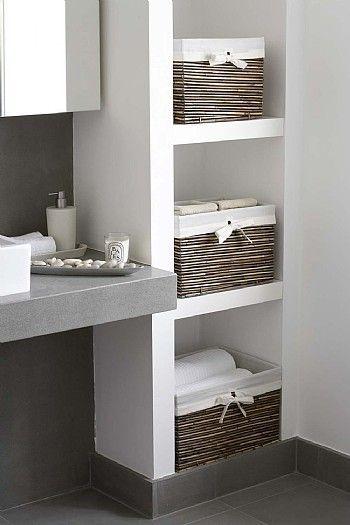 Muebles de tablaroca parabaño