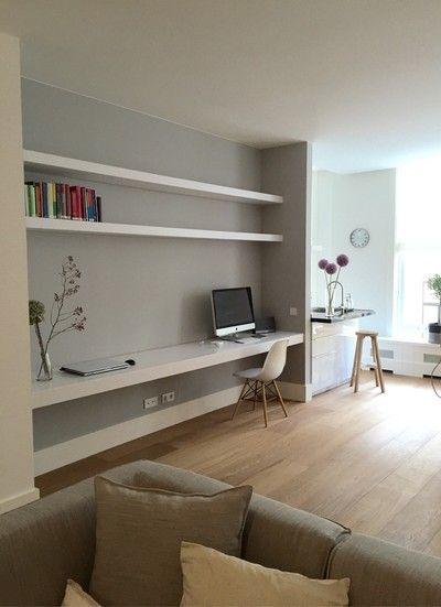 Oficina en casa de Tablaroca