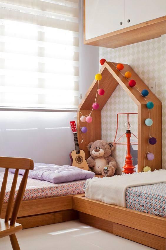 Cuartos montesori para los peque os del hogar 13 for Decoracion del hogar pequeno