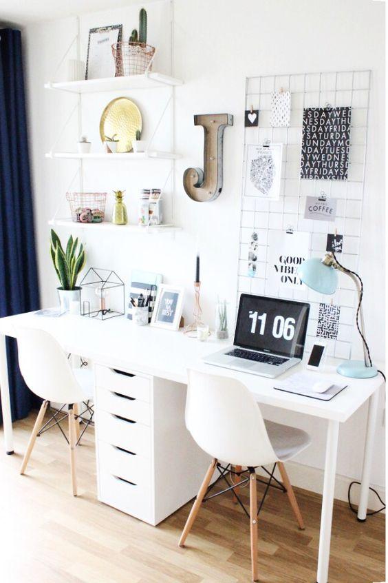 Dise os de escritorios para oficinas en casa 6 - Escritorios para casas ...
