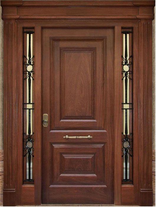 Decoracion de puertas de madera good decoracion de - Decoracion puertas interior ...