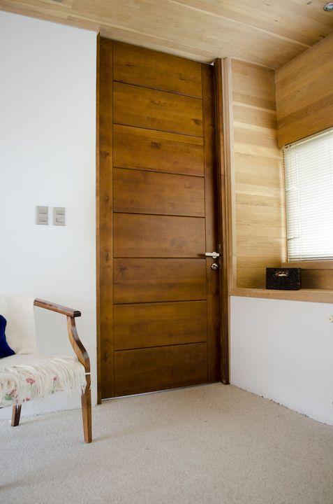 Dise os de puertas para decorar tu hogar 29 curso de for Puertas de madera interiores rusticas