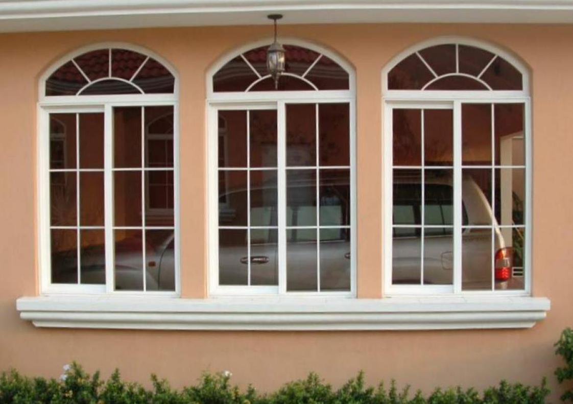 Diseños de ventanas para decorar tu casa (22) | Decoracion de ...