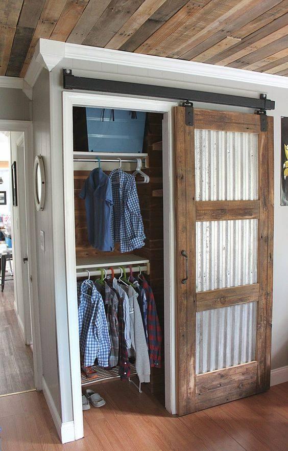 Ideas para reciclar tinas y laminas galvanizadas 1 for Ideas para reciclar puertas