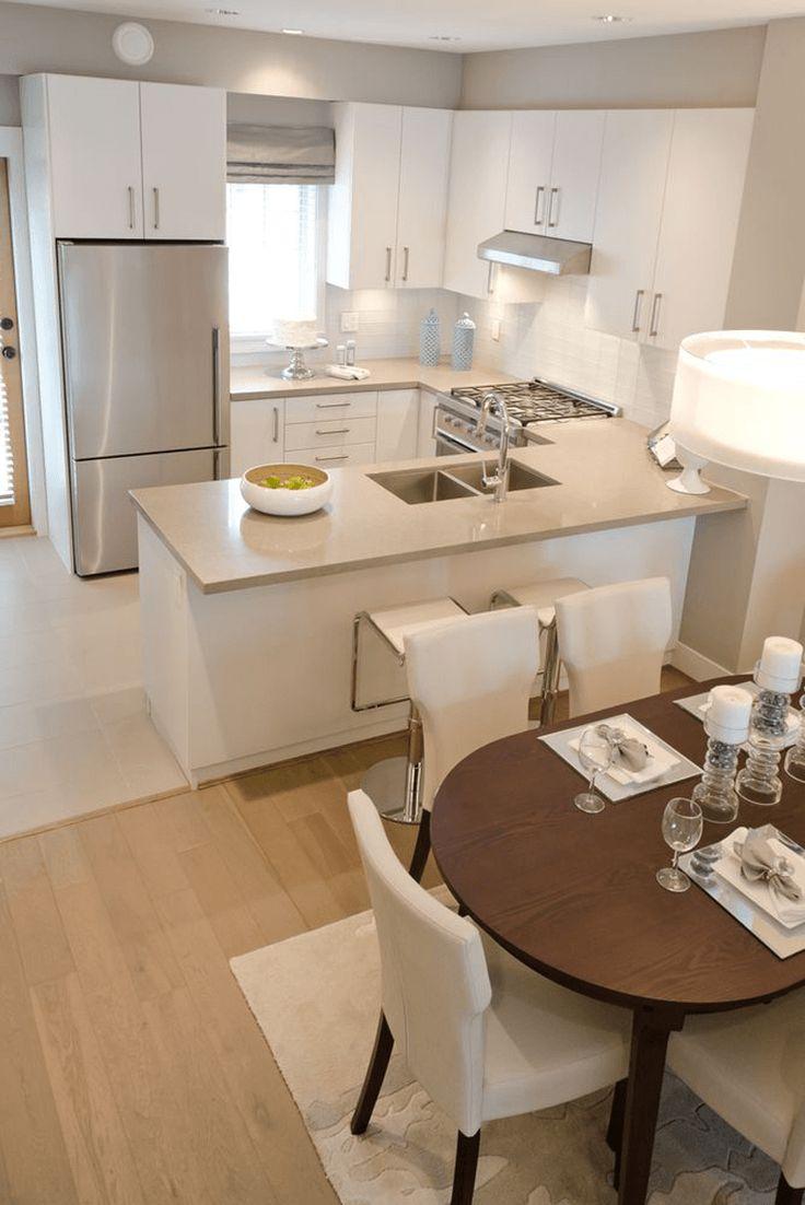 decoracion-de-cocinas-pequenas-y-modernas (25) | Decoracion de ...