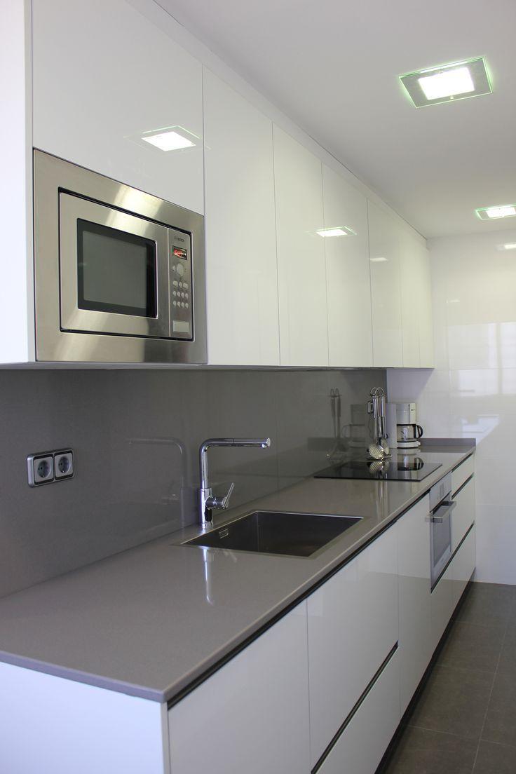 Decoracion de cocinas pequenas y modernas 8 decoracion for Decoracion cocinas pequenas modernas