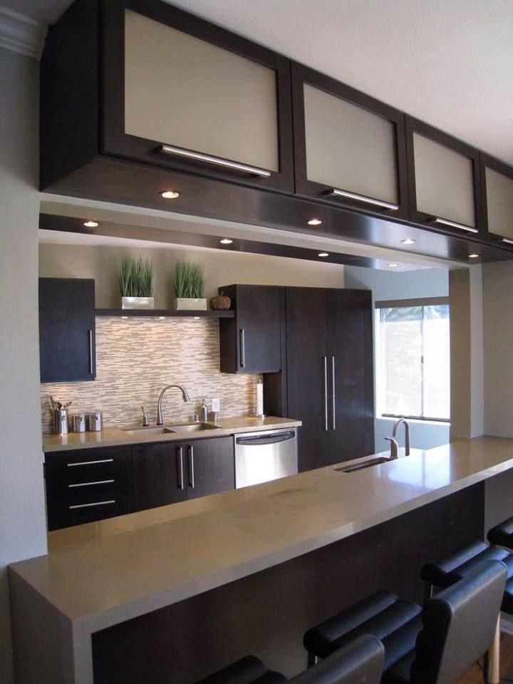 decoracion-de-cocinas-pequenas-y-modernas (9) | Decoracion de ...