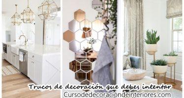 20 truquitos para que tu casa se vea bonita y con estilo
