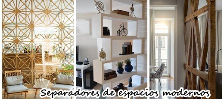 Separar espacios separar ambientes con estanteria expedit - Separar espacios ...