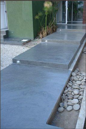 26 suelos de cemento pulido 15 decoracion de - Suelos modernos para casa ...