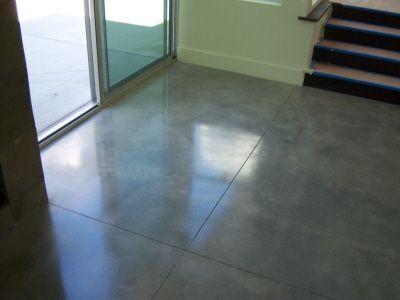 26 suelos de cemento pulido 16 curso de decoracion de for Piso concreto pulido