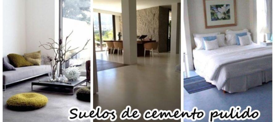 26 suelos de cemento pulido decoracion de interiores for Suelos de cemento para interiores