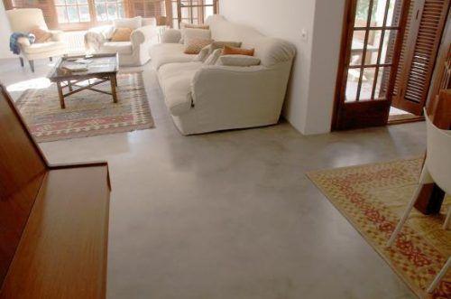 26 suelos de cemento pulido 5 decoracion de interiores for Suelos de cemento para interiores
