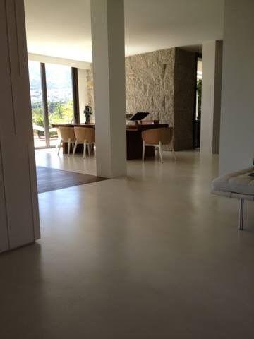26 suelos de cemento pulido 7 decoracion de interiores for Suelos de cemento para interiores