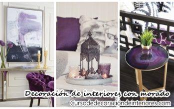 30 ideas para decorar tu casa con el color morado