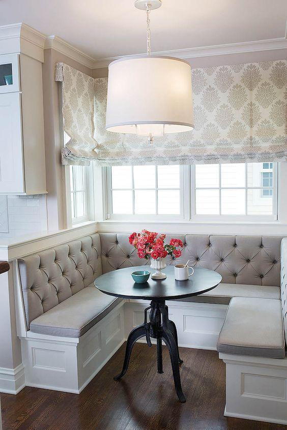 32 encantadores nichos para cocinas modernas 15 curso de decoracion de interiores. Black Bedroom Furniture Sets. Home Design Ideas