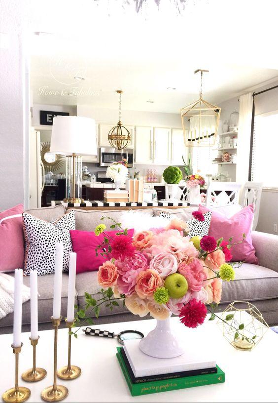 Complementos decorativos para mesas de centro 1 for Complementos de decoracion