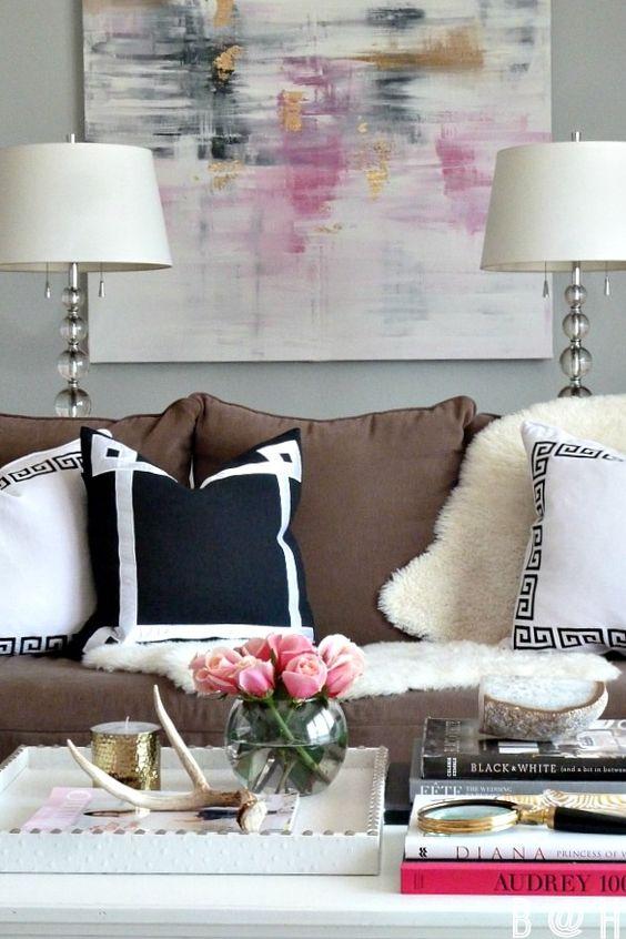 Complementos decorativos para mesas de centro 14 for Complementos de decoracion