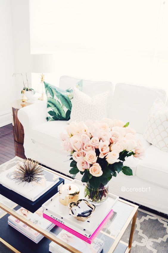 Complementos decorativos para mesas de centro 26 for Complementos de decoracion