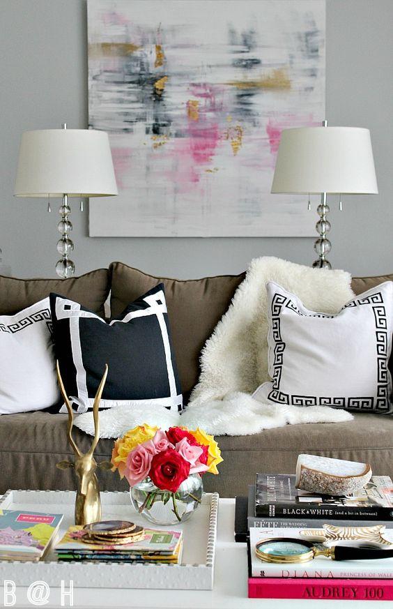 Complementos decorativos para mesas de centro 3 for Complementos decorativos